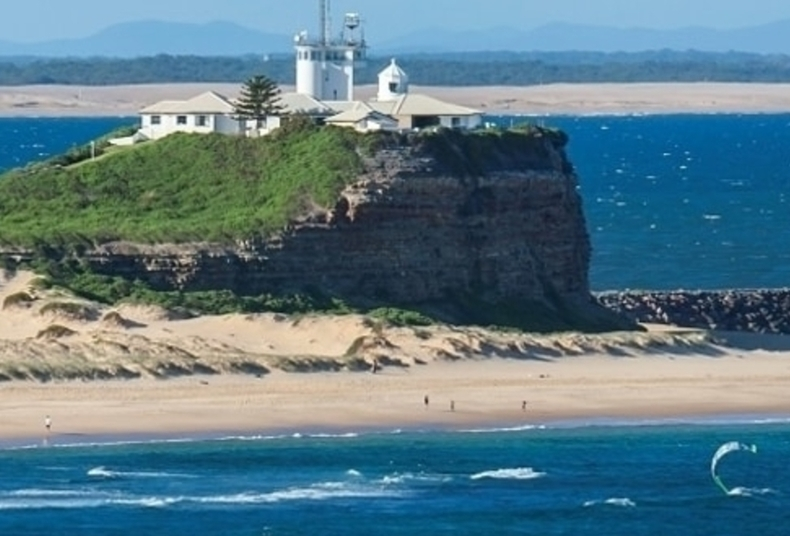 Newcastle Lighthouse